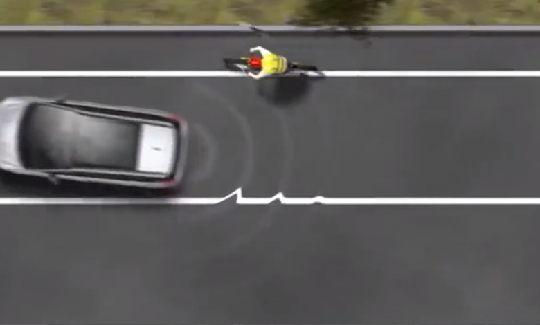 Photo of Video: How to make a correct overtaking to a road cyclist?