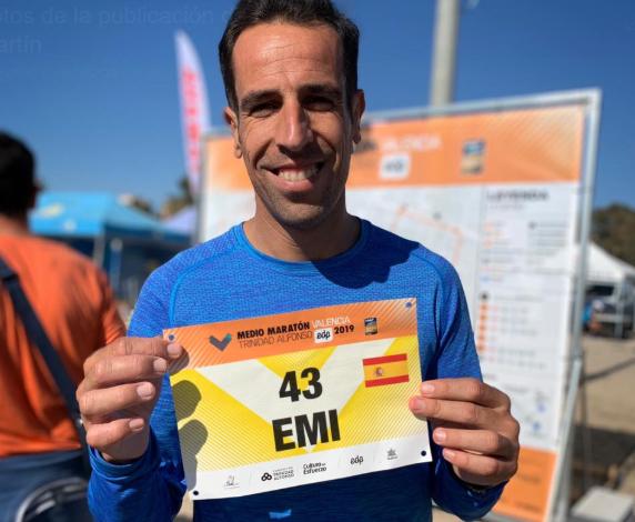 Emilio Martín 1:07:34 beim Valencia-Halbmarathon