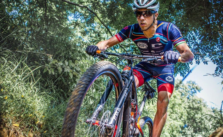 Rubén Ruzafa at the Xterra World Championship 2019