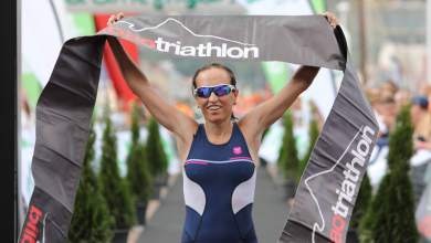 Photo of Ainhoa ​​Murua wins the Bilbao Triathlon Olympian