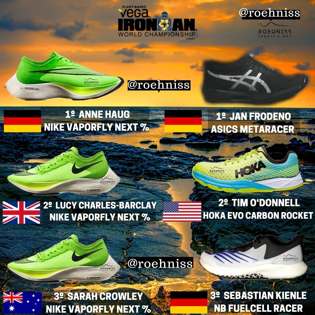 sneakers-top-ironmman-hawaii-2019 The sneakers used by the best PROS in Kona 2019 Articles Sports equipment