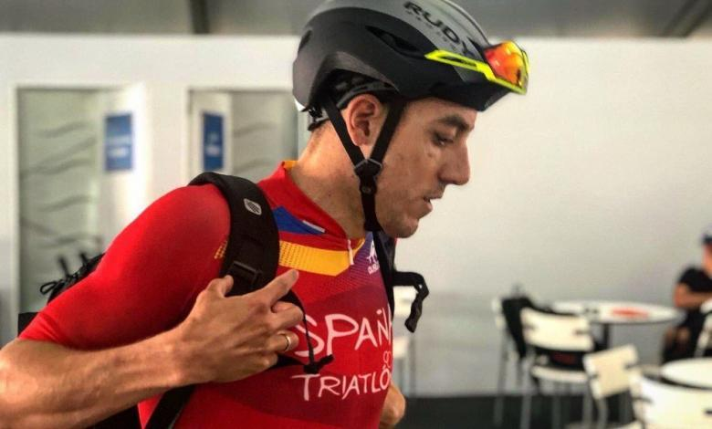Fernando Alarza, the guest star at the National Symposium on Endurance Sports