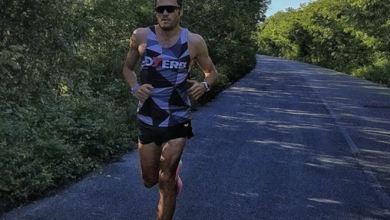 Photo of Víctor Arroyo a por todas en el IRONMAN Cozumel