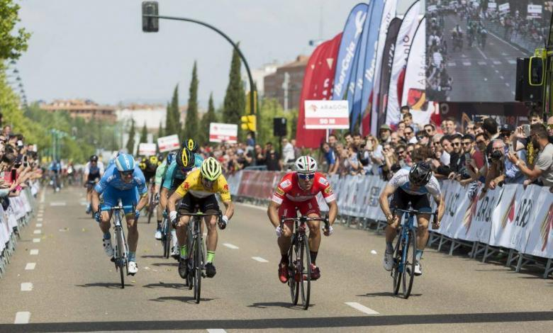 The Vuelta Aragón will not take place in 2020