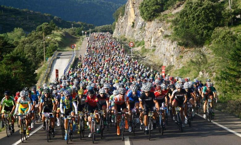 Spain 2020 cycle touring calendar