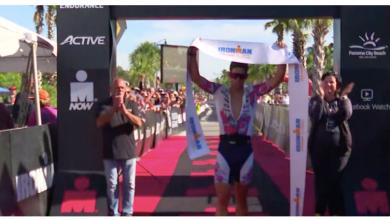 Photo of IRONMAN FLORIDA, el 10º mejor tiempo de la historia en distancia Ironman