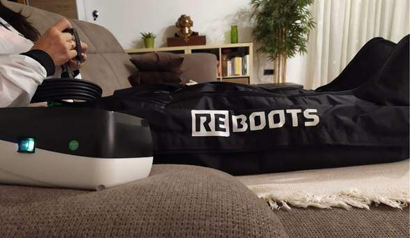 detail of the new Rebbots Pro model