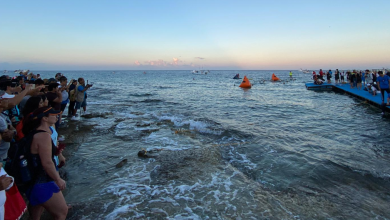 Photo of Fallece un triatleta en el IRONMAN Cozumel