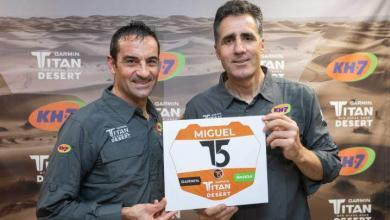 Photo of Miguel Induraín returns to competition in the Titan Desert
