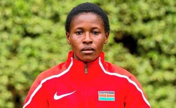 Angela Ndungwa Munguti suspendida por dopaje