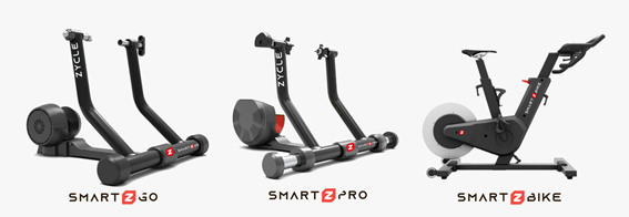 3 solutions for training with home cycling rollers with ZYCLE, the evolution of Bkool.