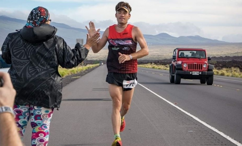 Marc Puig ultraman hawaii 2019