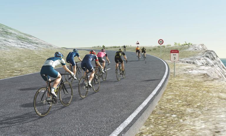 Bkool Cycling Simulator-Erfassung