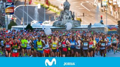 Foto des Halbmarathonkalenders Spanien 2020