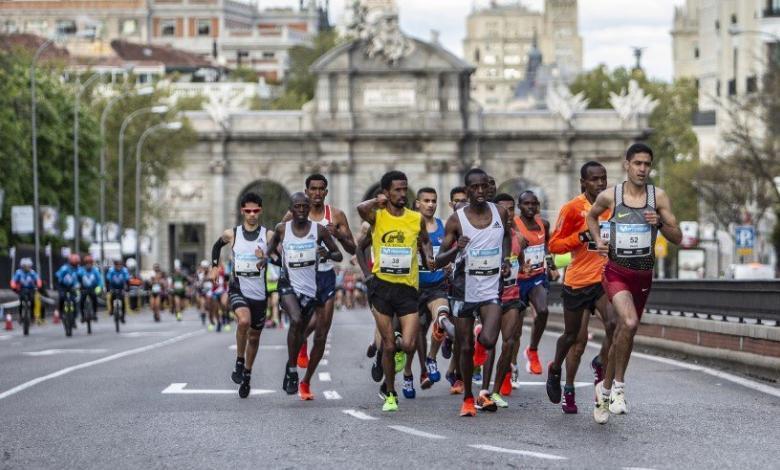 The madrid half marathon achieves the IAAF Silver Label