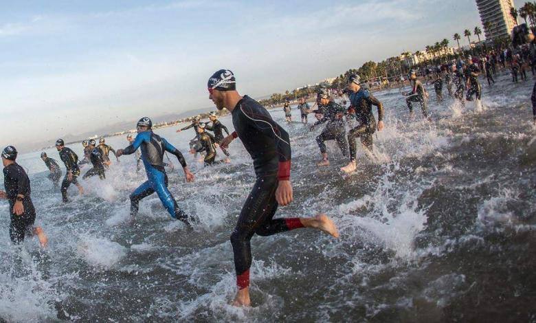 Calendario triatlón media distancia España 2020