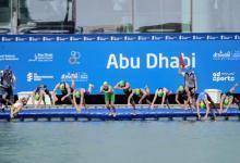 Photo du calendrier 2020 Triathlon World Series