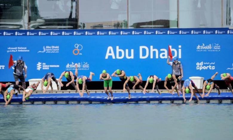 Calendrier de triathlon des World Series 2020