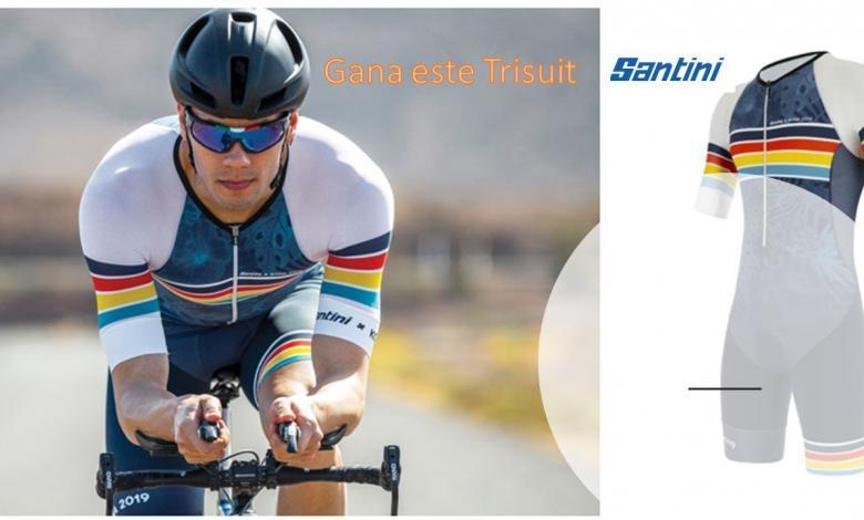 IRONMAN Santini Mono triathlon draw