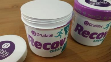 Photo of Analizamos la nueva «RecovER Cream» de Druilabs, crema de recuperación muscular