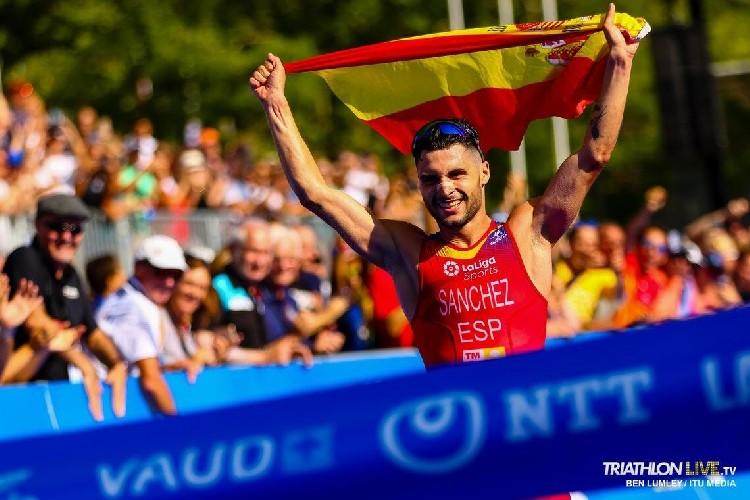 """Roberto Sánchez Mantecón, """"ganar el mundial es como un regalo, es un título que te pone en el punto de mira por un año"""""""
