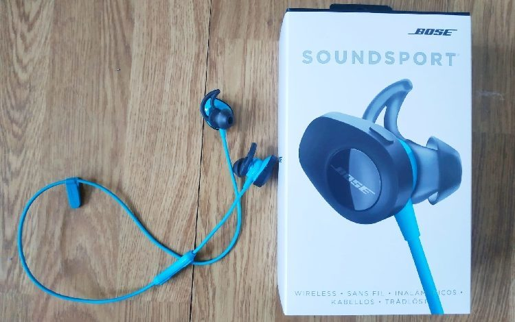 Auriculares Bose: Soundsport Wireless