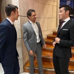 Javier Gómez Noya, Iván Raña and Mario Mola awarded at the annual COE gala