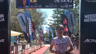 Photo of Gurutze Frades the fastest Spanish IRONMAN triathlete in history