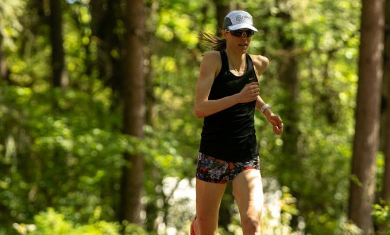 Gwen Jorgensen pista juegos olimpicos tokio 2020