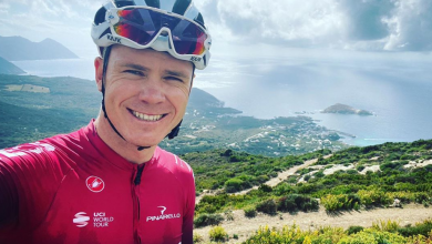 Photo of Chris Froome resigns from the Giro and will focus on the Tour de France
