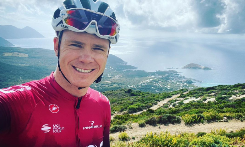 Chris Froome will focus on the Tour de France