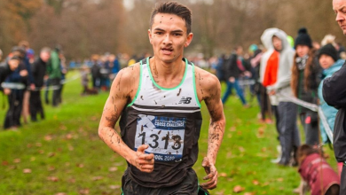 Photo of Alex Yee 12º en el Campeonato de Europa de Cross