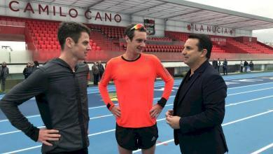 Photo of Alistair and Jonathan Brownlee train again in Spain