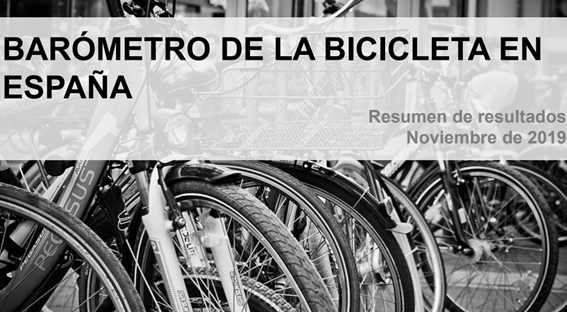 img_5df3580fea779 Presented the Bicycle Barometer in Spain 2019. Since the 2009, bicycle users have increased by almost 4,5 million Cycling News