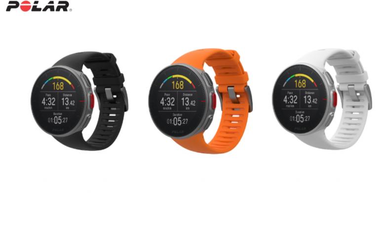 Polar Vantange V GPS watch