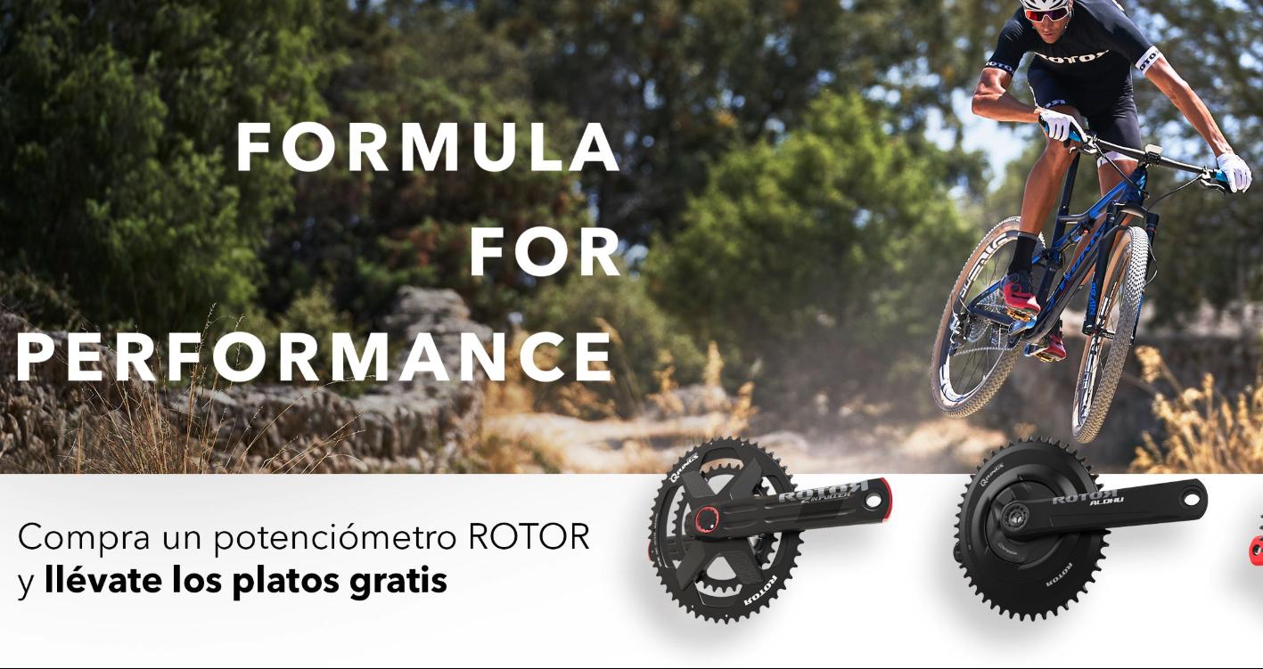 Christmas Rotor Promotion