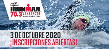 IRONMAN 70.3 lanzarote 2020, official website