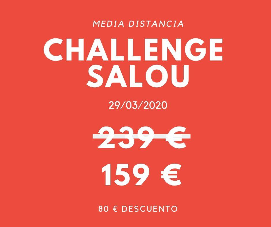 Last 300 places for Challenge Salou