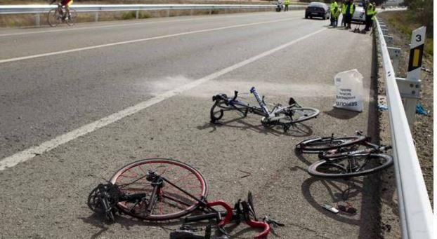 Cyclists who died in 2019