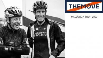 The Move Mallorca 2020 , Lance Armstrong y George Hincapie