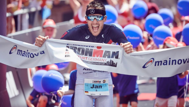 Photo of Jan Frodeno will look for the Slot for Kona in the United States
