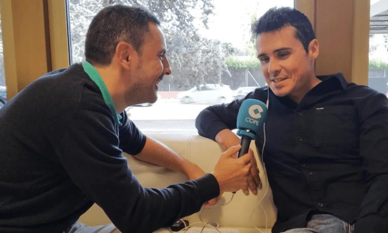 Interview with Javier Gómez Noya