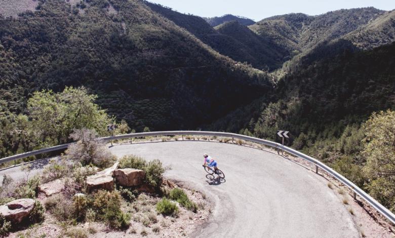 Segmento ciclista del KOA Distance