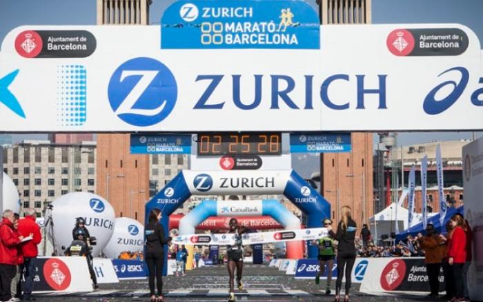 IRONMAN interessiert sich für den Barcelona Marathon