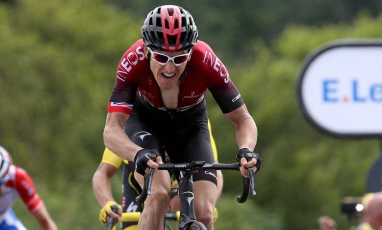 Geraint Thomas se pasará al IRONMAN cuando se retire del ciclismo