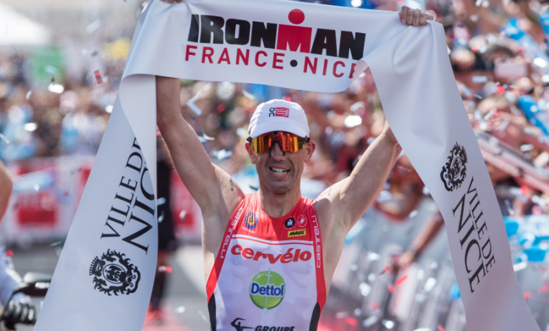 Photo of Frederick Van Lierde will finish his career looking for the sixth victory at IRONMAN Nice and Embruman