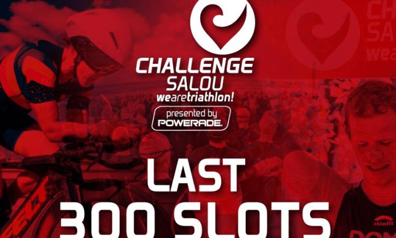 Ultimas 300 plazas para Challenge Salou