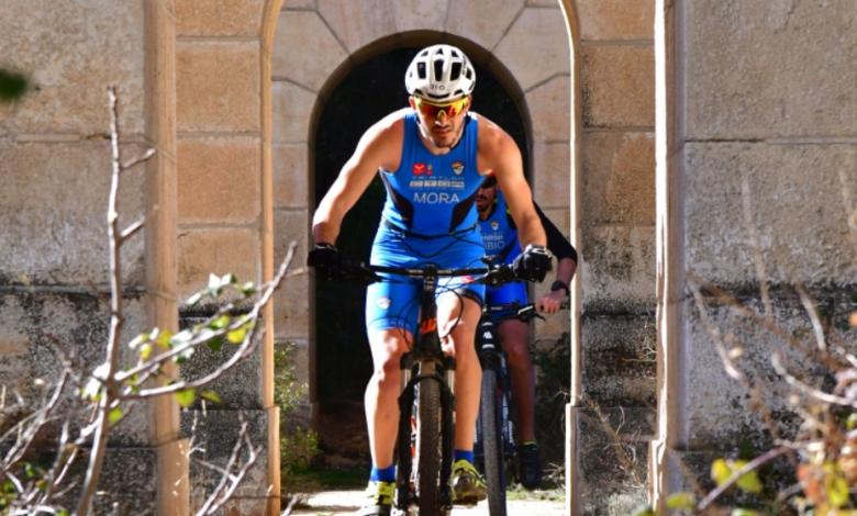 segmento ciclista del Ecodumad