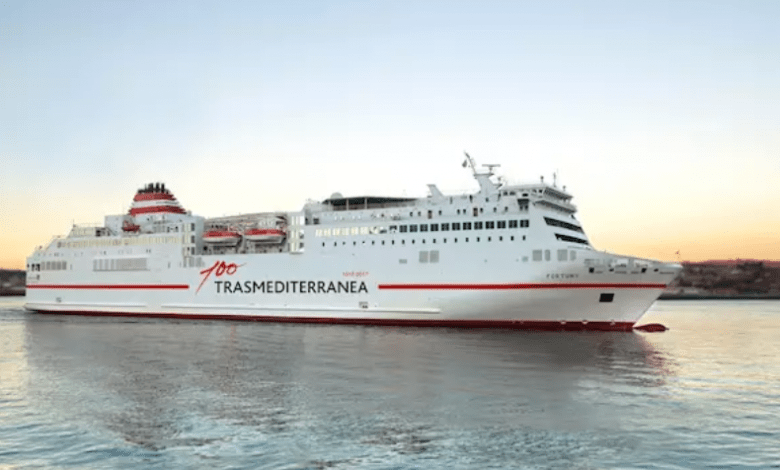 Naviera Armas Transmediterránea at FITUR 2020