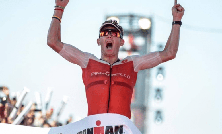 Cameron Wurf remporte l'IRONMAN ITALY